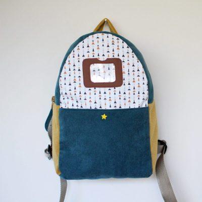 Tuto sac à dos enfant