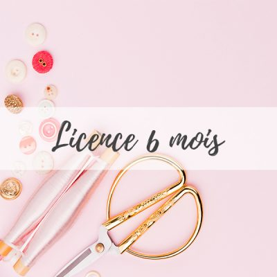 licence couture Jane Emilie