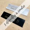 Licence de couture