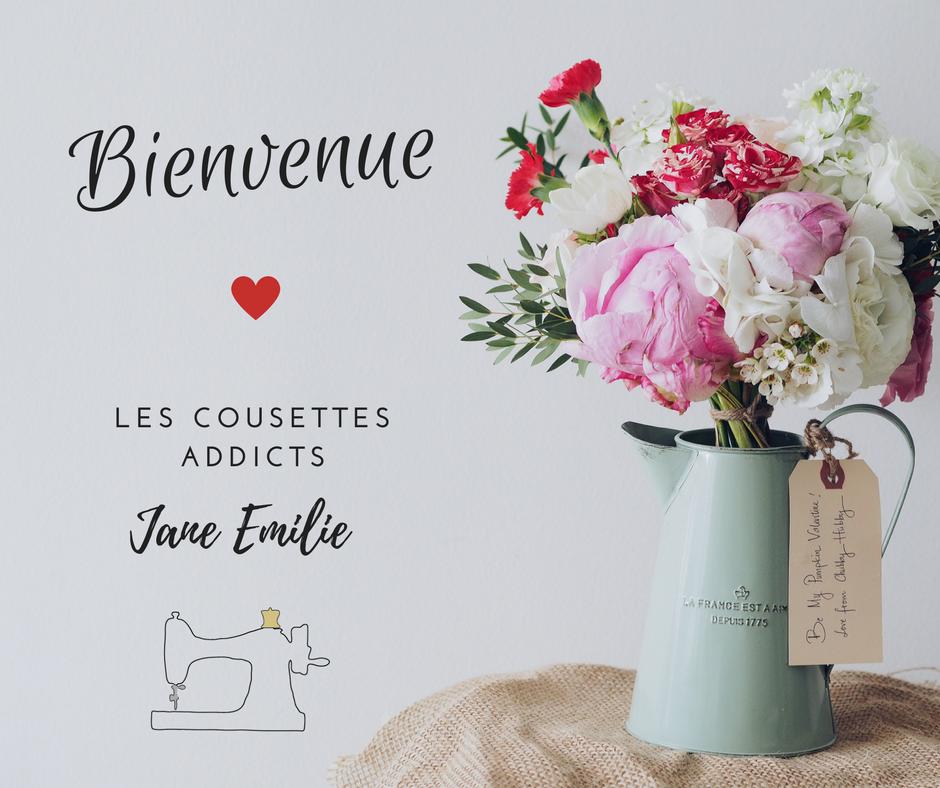 Groupe des cousettes addicts Jane Emilie