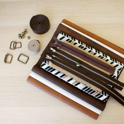 kit de couture Besace