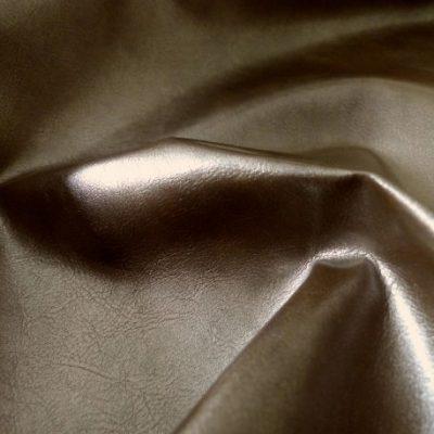 Simili Cuir Bronze